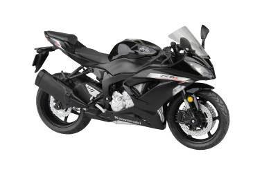 1/12 Complete Motorcycle Model Kawasaki Ninja ZX-6R 2014 (Black)(Released)