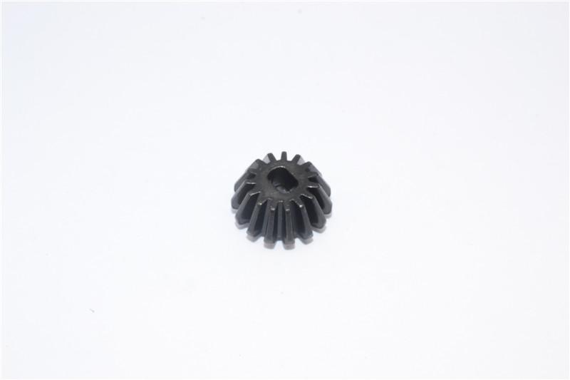 STEEL PROPELLER SHAFT GEAR - 1PC (FOR TT02 / TT02B)
