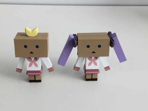 Lucky Star - Tsukasa & Kagami Danboard ver.(Pre-order)