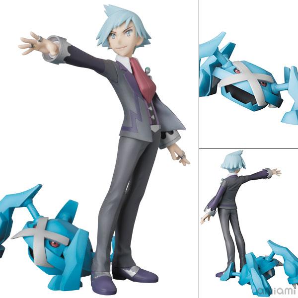 PPP - Pokemon: Steven Complete Figure(Pre-order)