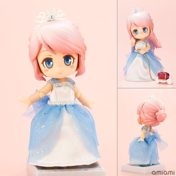 Cu-poche Friends - Cinderella Posable Figure(Pre-order)