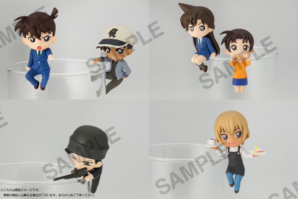 "PUTITTO series - PUTITTO ""Detective Conan Deforme ver"" 6Pack BOX(Pre-order)"