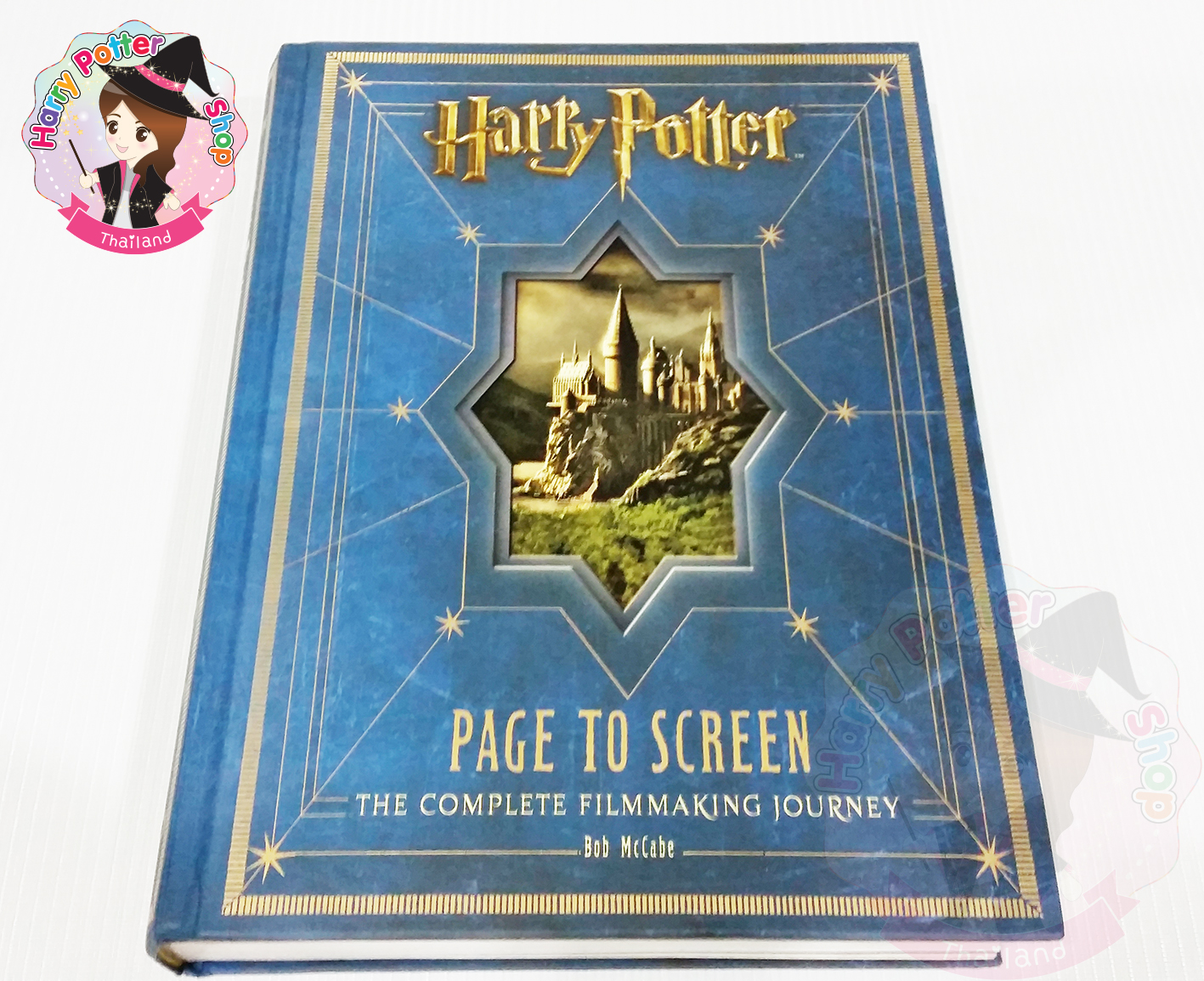 Harry Potter Page to Screen: The Complete Filmmaking Journey.