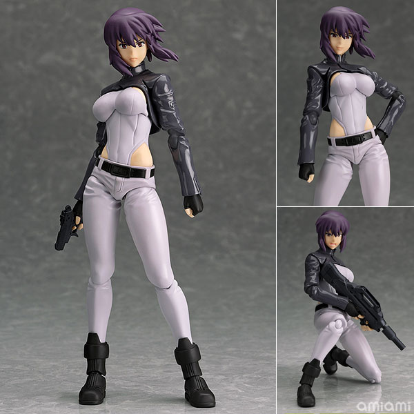 figma - Ghost in the Shell STAND ALONE COMPLEX: Motoko Kusanagi S.A.C.ver.(Pre-order)