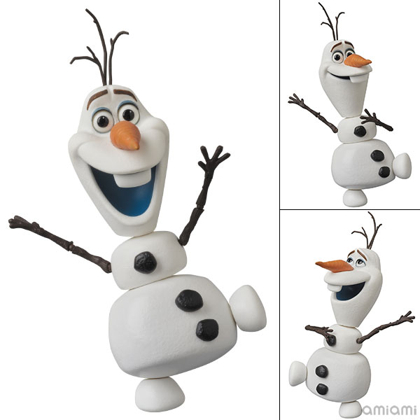 "MAFEX No.026 Olaf ""Frozen""(Pre-order)"