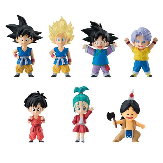 Dragon Ball Adverge EX - Dragon Children vol.2 10Pack BOX (CANDY TOY)(Pre-order)