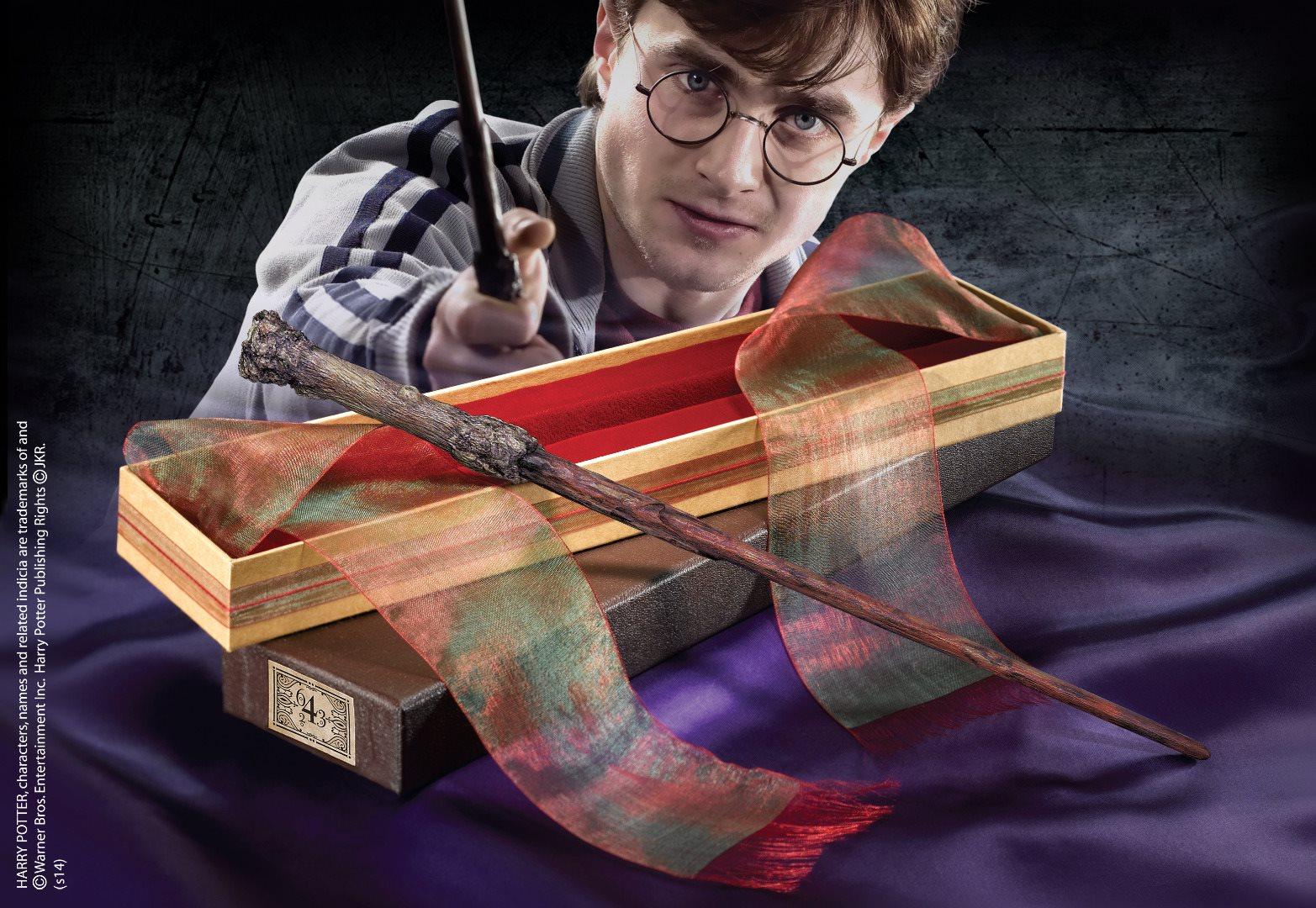Harry Potter Wand Ollivanders Box