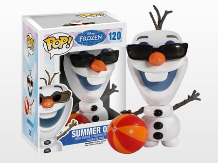 (Pre-order) POP! Disney - Frozen: Olaf (Summer ver.)