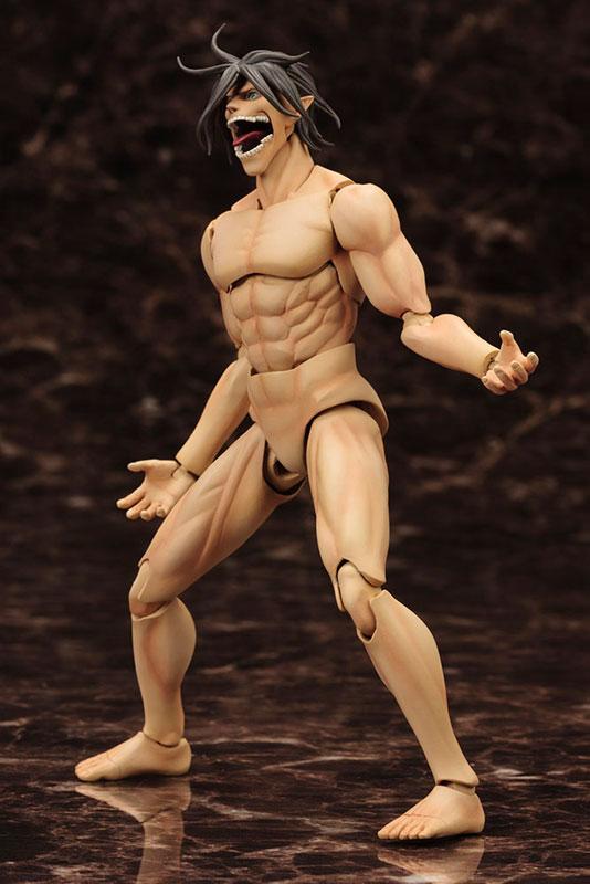 Attack on Titan - Eren Yeager Titan Ver. Plastic Model(Pre-order)