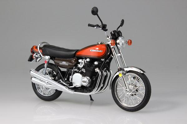 1/12 Complete Motorcycle Model Kawasaki 900Super4(Z1) Fireball(Pre-order)