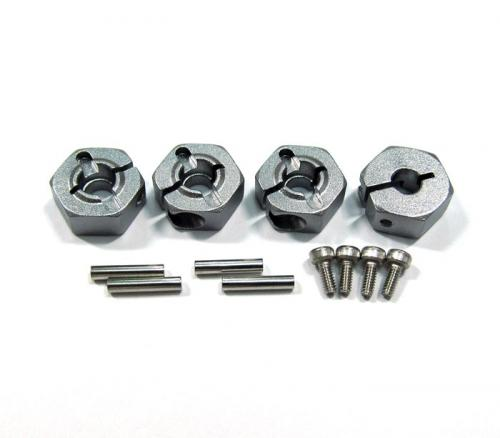 ALLOY WHEEL HEX DRIVE ADAPTER WITH PINS & SCREWS