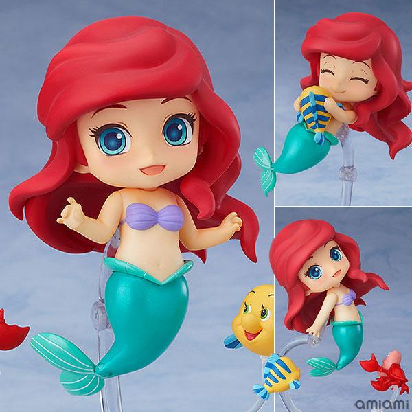 Nendoroid - Little Mermaid: Ariel(Pre-order)