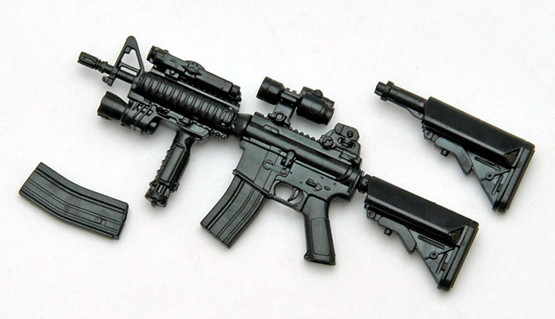 Little Armory LA005 1/12 Mk18Mod0 Type Plastic Model