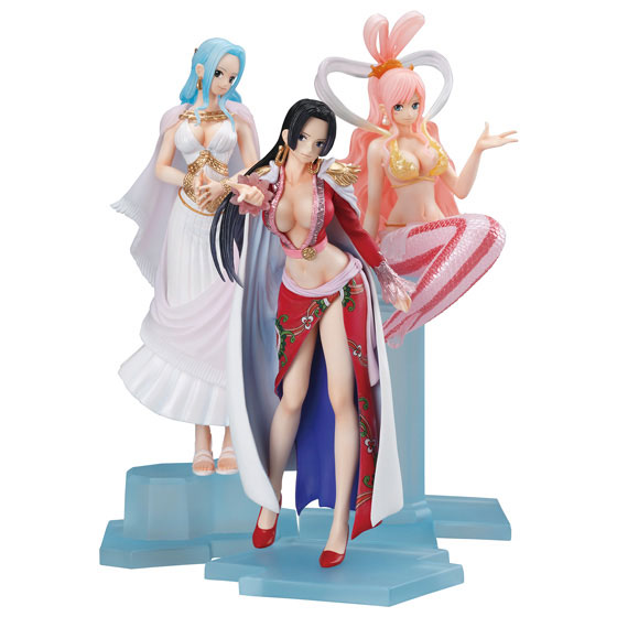 ONE PIECE STYLING -Girls Selection 2nd- 3Type Set (Pre-order)