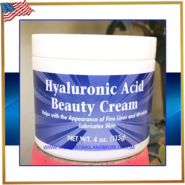 Hyaluronic Acid Beauty Cream / 4 oz.Puritan's Pride