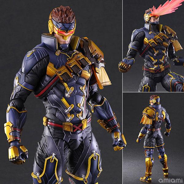 Variant Play Arts Kai - Marvel Universe: Cyclops(Pre-order)