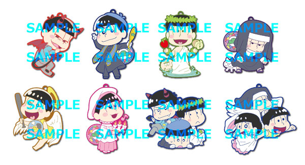 Toy'sworks Collection Niitengomu! - Osomatsu-san Part.2 8Pack BOX(Pre-order)