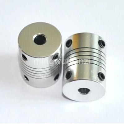 ข้อต่อ มอเตอร์ Flexible coupling shaft แกนZ ขนาด 5x5mm