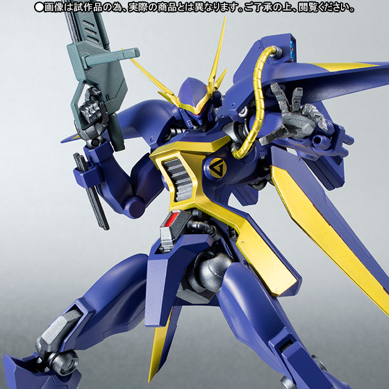 Robot Damashii (Side MA) Falguen