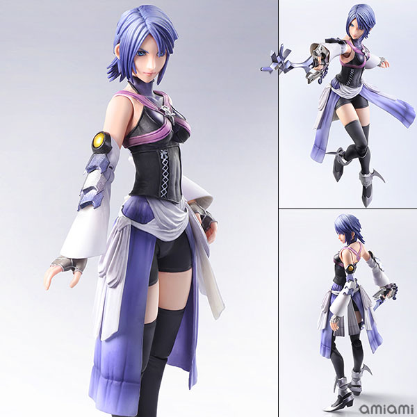 Play Arts Kai - Kingdom Hearts 0.2 Birth by Sleep -A fragmentary passage- Aqua(Pre-order)