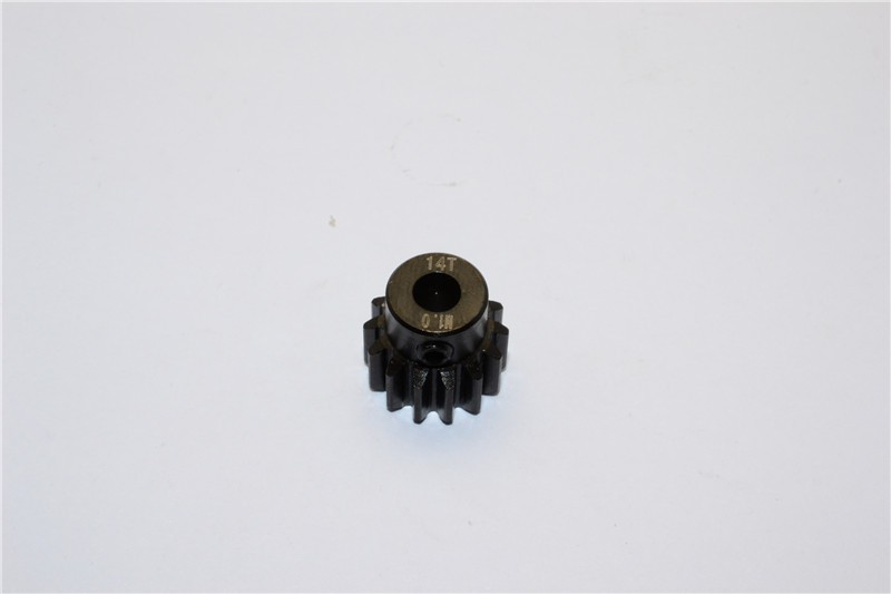 STEEL MOTOR GEAR (14T) - TXM014TS