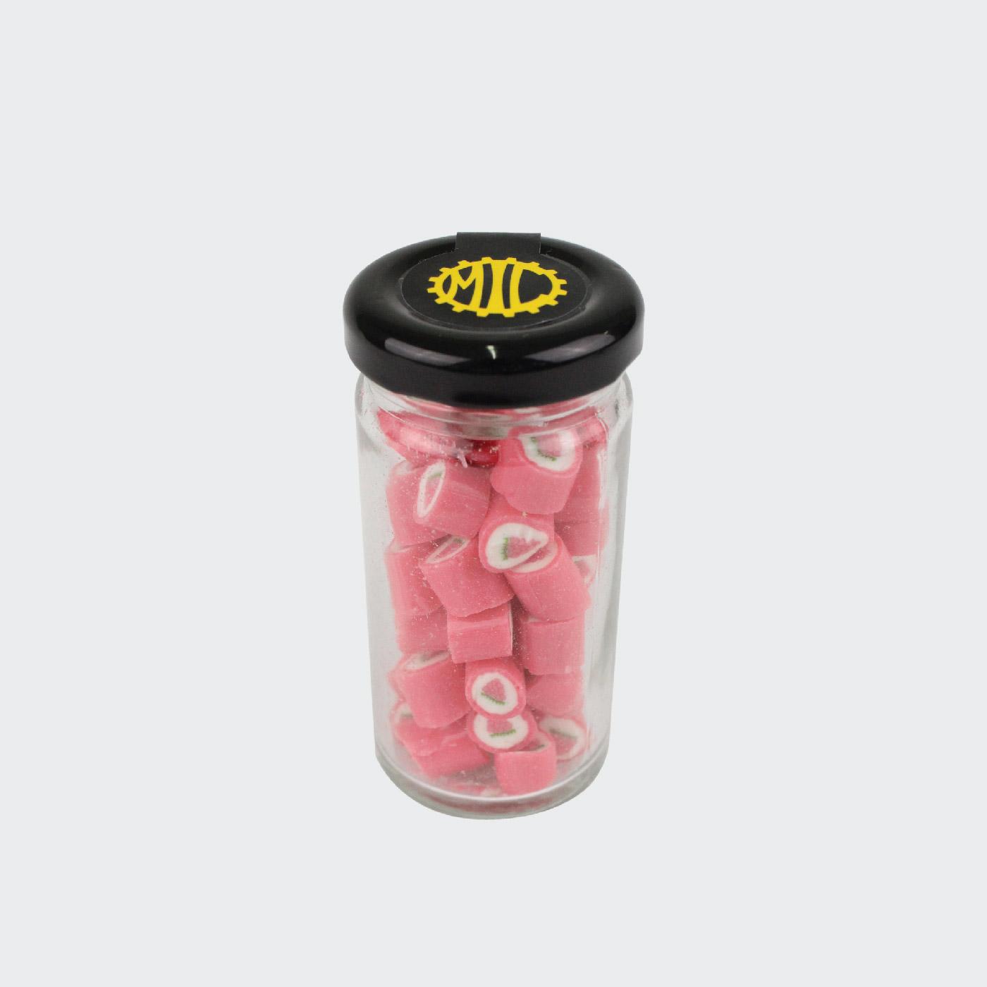 Tall Jar of Strawberry (50g. Jar)