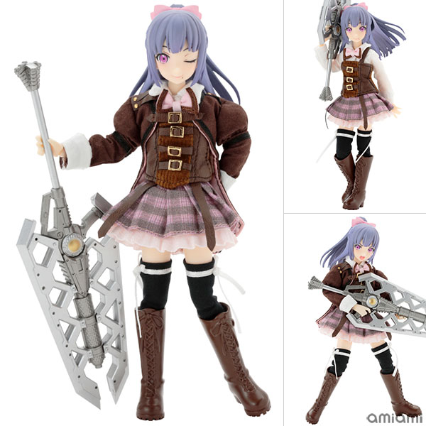 1/12 Assault Lily Series 033. Assault Lily Gaiden / Jeanne Sachie Fukuyama Complete Doll(Pre-order)