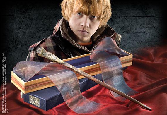 Ron Weasley's Wand Ollivanders Box