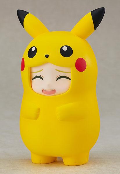 Nendoroid More - Pokemon Kigurumi Face Parts Case (Pikachu)(Pre-order)
