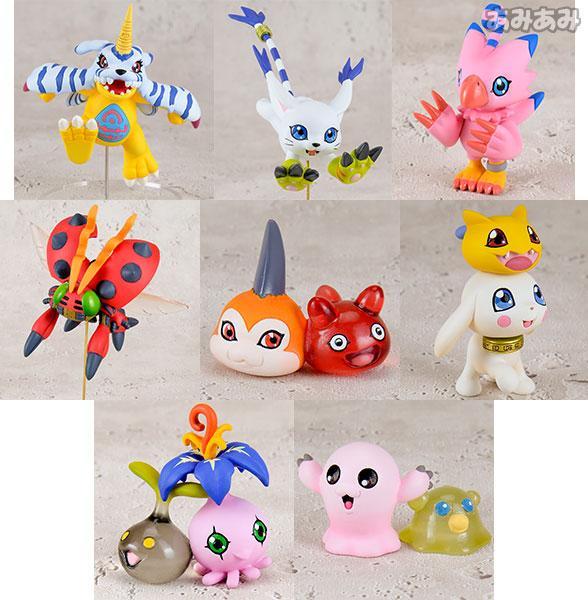 Digimon Adventure - DigiColle! DATA2 8Pack BOX(Pre-order)