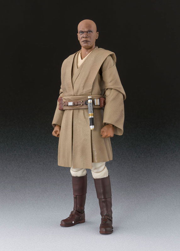 "S.H. Figuarts - Mace Windu ""Star Wars Episode II: Attack of the Clones""(Pre-order)"