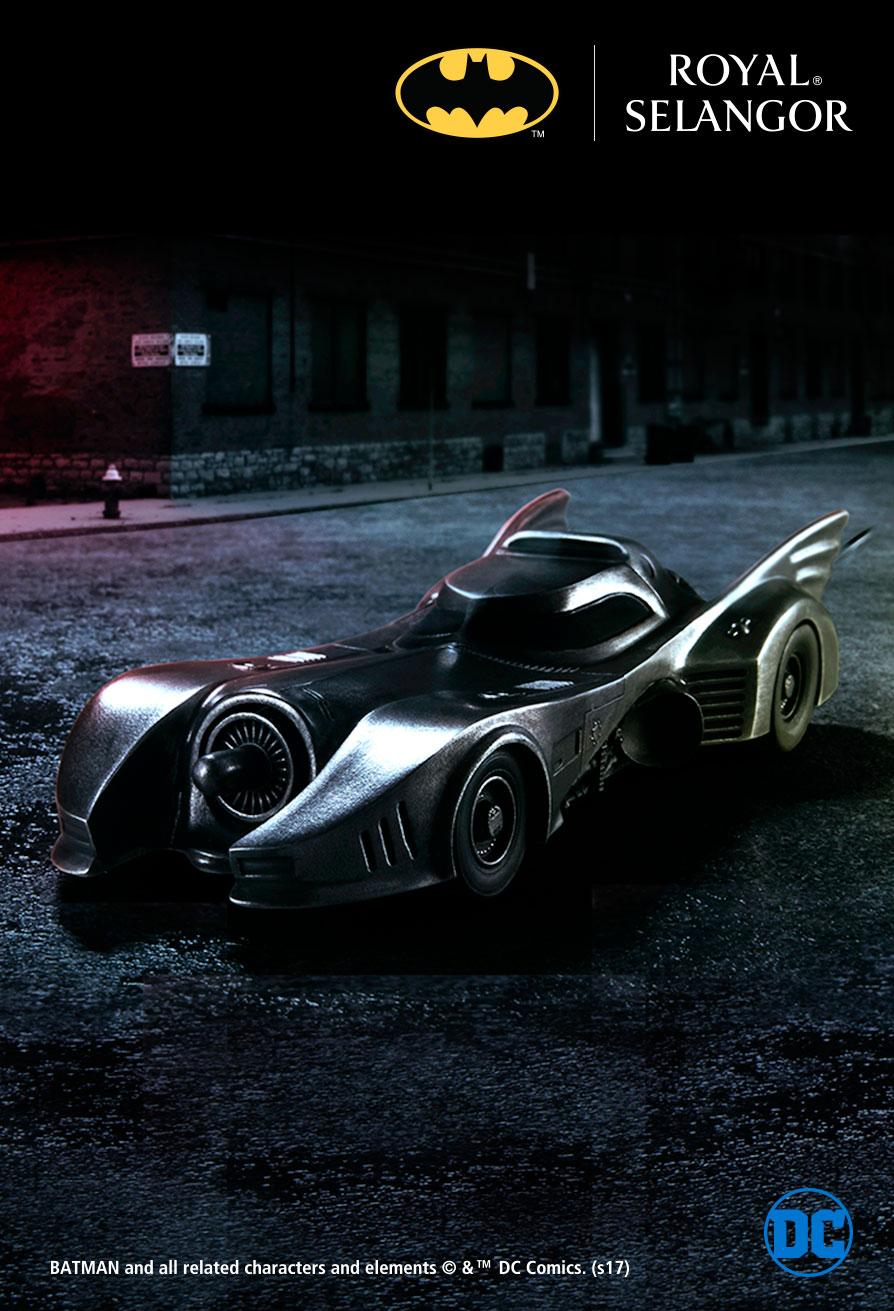 Royal Selangor - Batmobile (Pre-order)