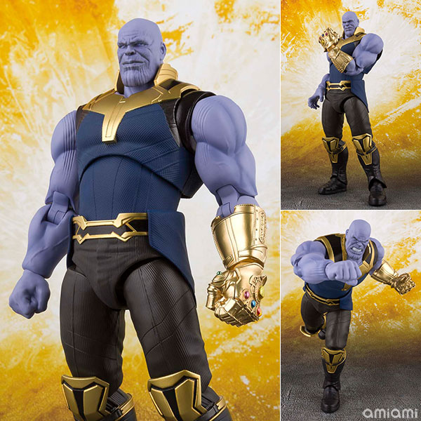 S.H. Figuarts - Thanos (Avengers: Infinity War)(Pre-order)