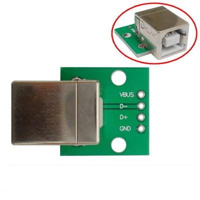 USB Type B Breakout Board