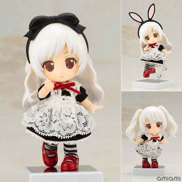 Cu-poche Friends - Alice Noir Posable Figure(Pre-order)