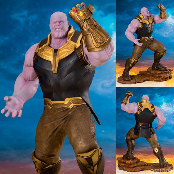 ARTFX+ Avengers: Infinity War Thanos -INFINITY WAR- 1/10 Easy Assembly Kit(Pre-order)