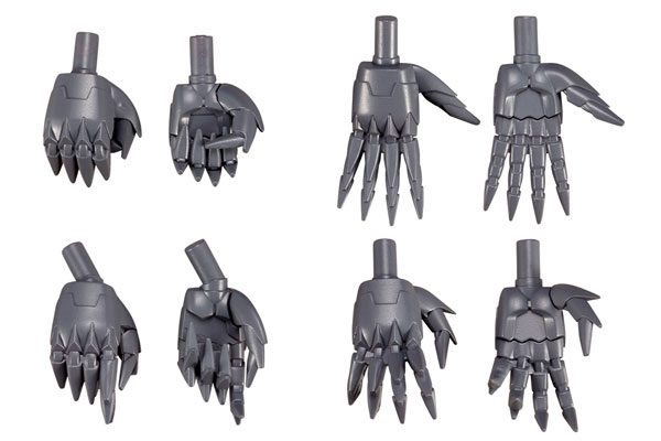 M.S.G Modeling Support Goods - Hand Unit Sharp Hand 2(Pre-order)