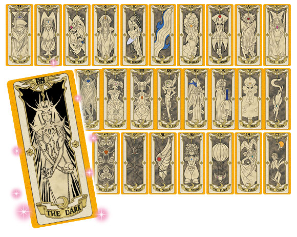 Cardcaptor Sakura - Clow Card Collection Dark(Provisional Pre-order)