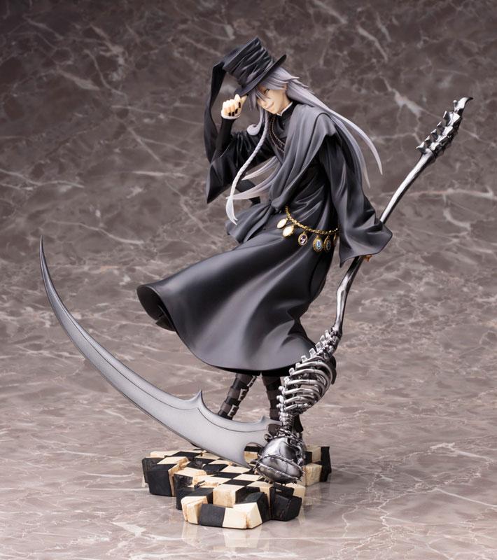 ARTFX J - Black Butler: Book of Circus: Undertaker 1/8 Complete Figure(Pre-order)