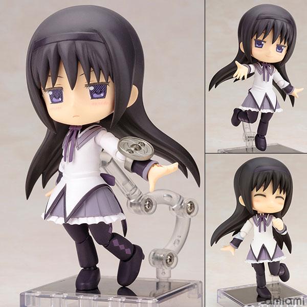Cu-poche - Puella Magi Madoka Magica the Movie: Homura Akemi ver.1.5 Posable Figure(Pre-order)