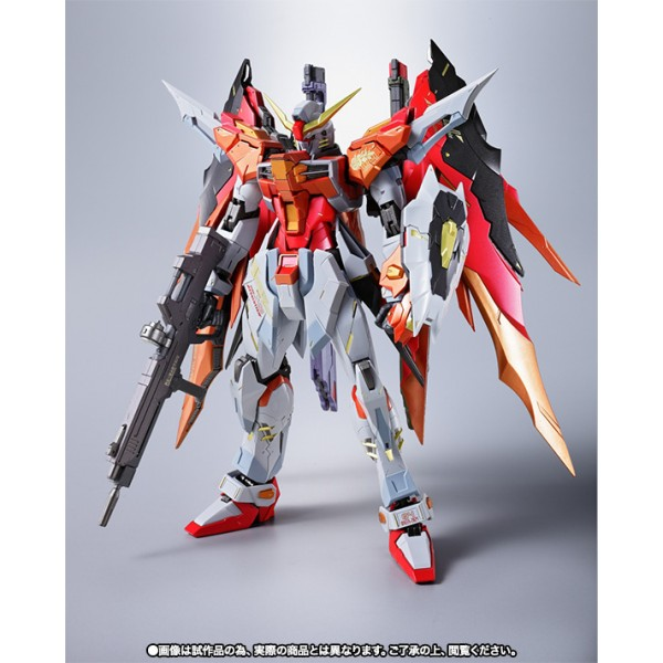 METAL BUILD Destiny Gundam Heine Custom (Tamashii Web Shouten exclusive)