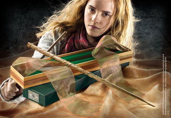 Hermione Wand Ollivanders Box