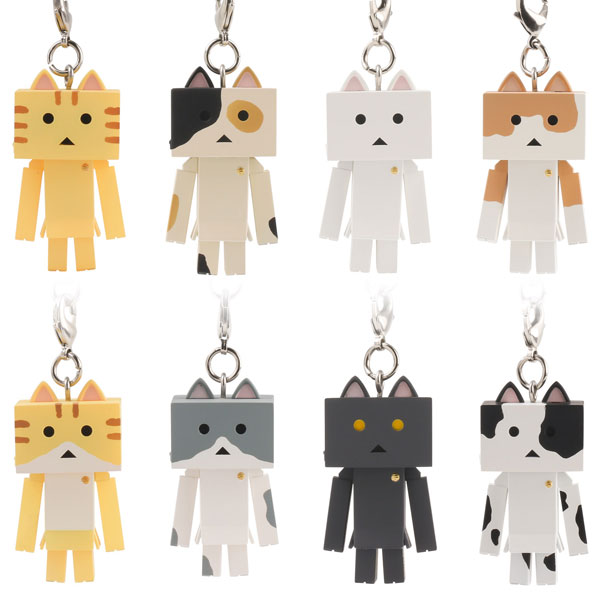 Nyanboard - Figure Strap 8Pack BOX(Pre-order)