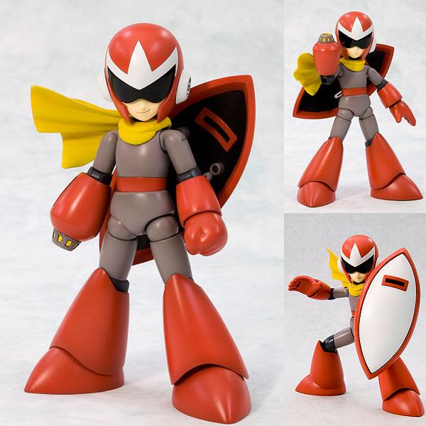 Mega Man - Proto Man 1/10 Plastic Kit(Pre-order)