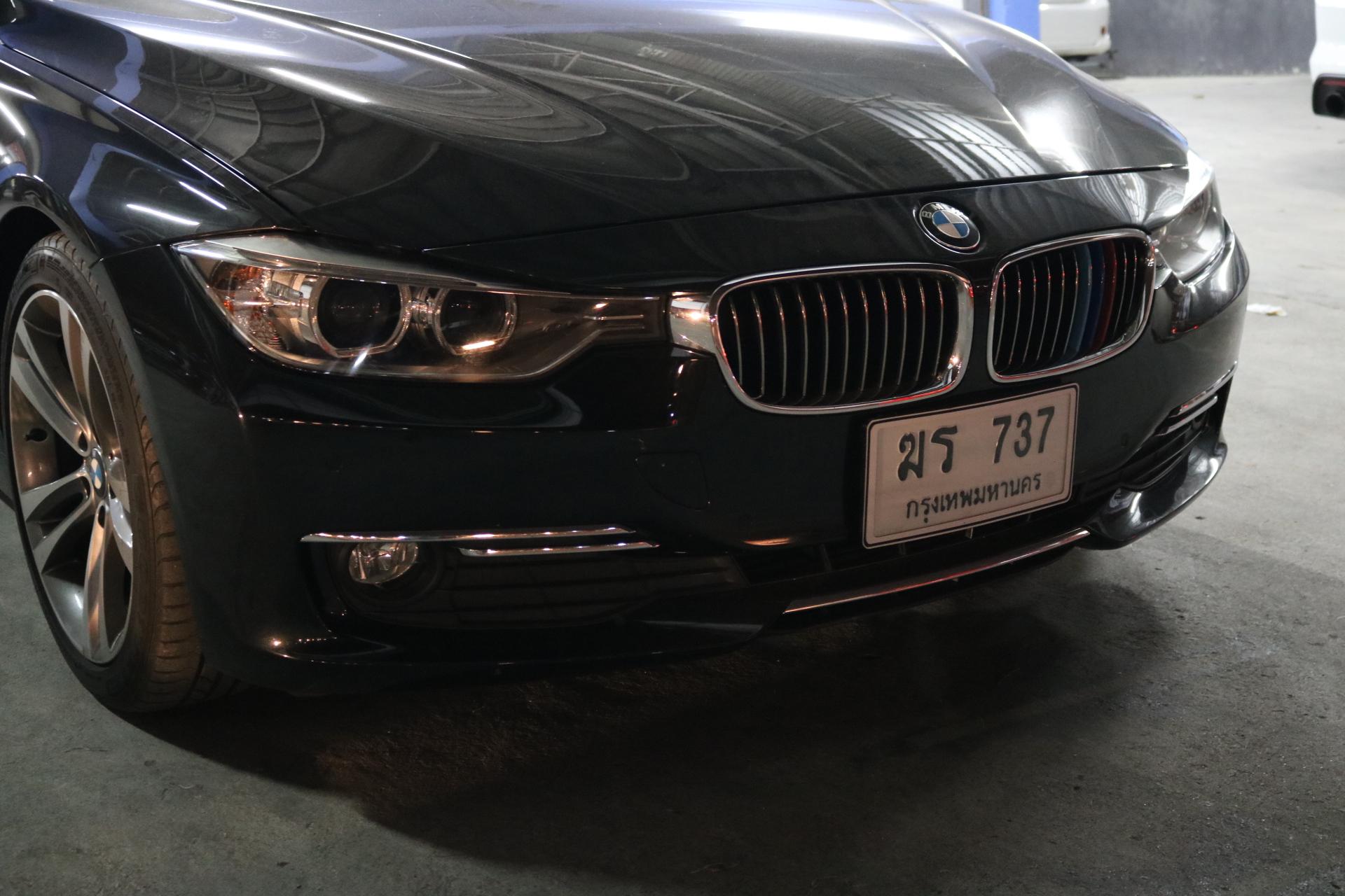 ชุดท่อไอเสีย BMW F30 Iconic