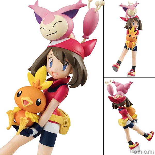 G.E.M. Series - Pokemon: May & Torchic & Skitty Complete Figure(Pre-order)