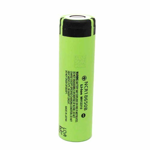 Panasonic NCR18650B Large capacity 3400mAh 3.7V lithium battery Panasonic 3400mA