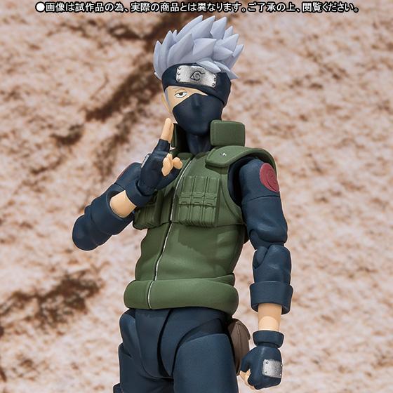 Naruto Shippuuden - Hatake Kakashi - S.H.Figuarts (Limited)