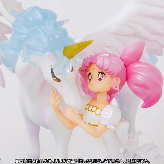 Bishoujo Senshi Sailor Moon SuperS - Pegasus - Princess Usagi Small Lady Serenity - Figuarts (Pre-order)