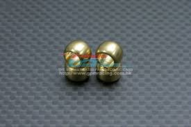 BRONZE 10MM BALL FOR UP/LOWER ARM SET- 4PCS